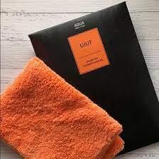 Салфетка универсальная Greenway Aquamagic Ujut оранжевая